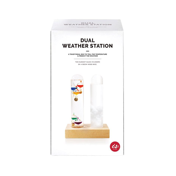 Duel Weather Station