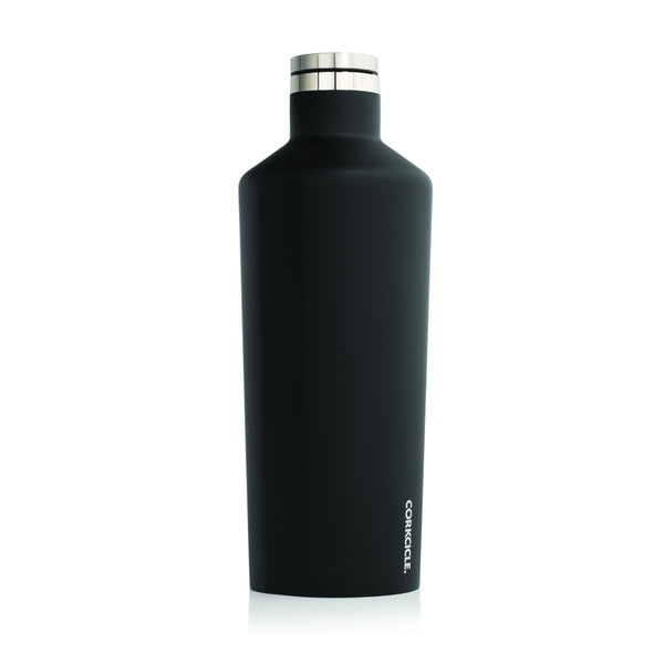 Corkcicle Canteen Drink Bottle 60oz Black