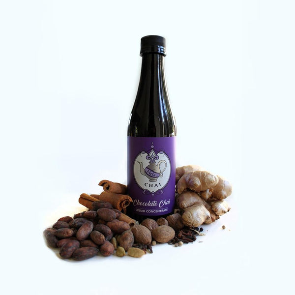Nela's Chai Concentrate 300ml Chocolate Chai