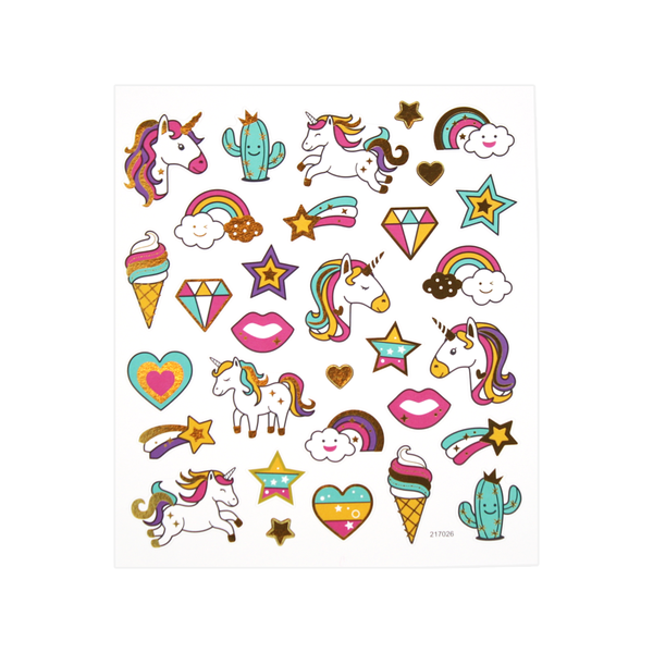 Unicorns and More Stickers
