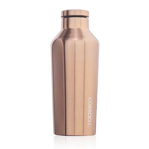 Corkcicle Canteen Drink Bottle 9oz Copper