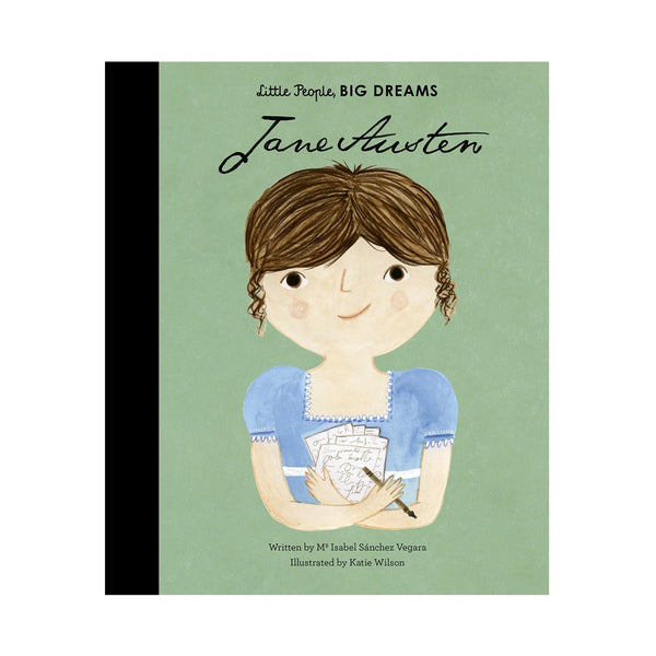 Jane Austen Little People Big Dreams