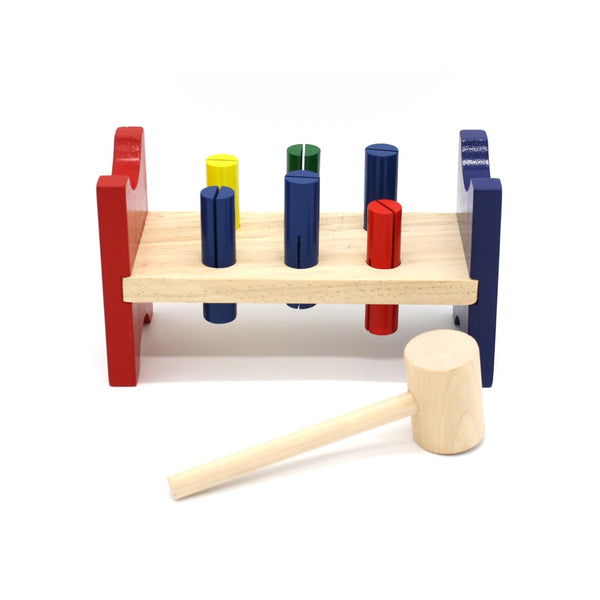Vintage Collection Hammer and Peg Game