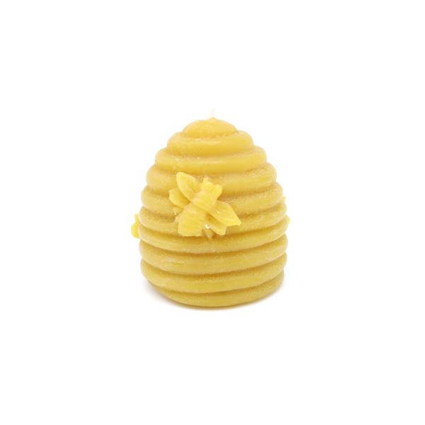 Hexton 100% Beeswax Candle Beehive