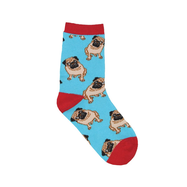 Socksmith Socks Kids Pug