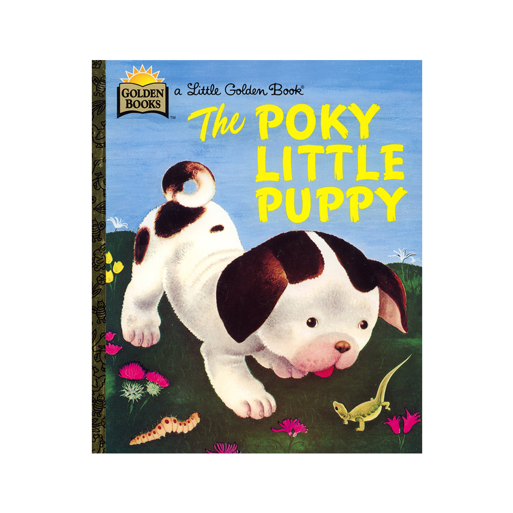 Little Golden Book Pokey Little Puppy