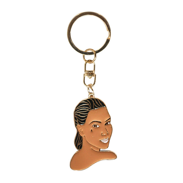Famous Flames Keyring Kimmy K