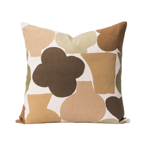 Citta Collect Cushion Cover Toast Multicolour