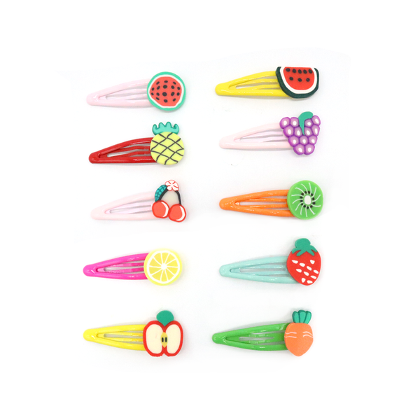 Fun Times Hair Clip Jelly Fruit