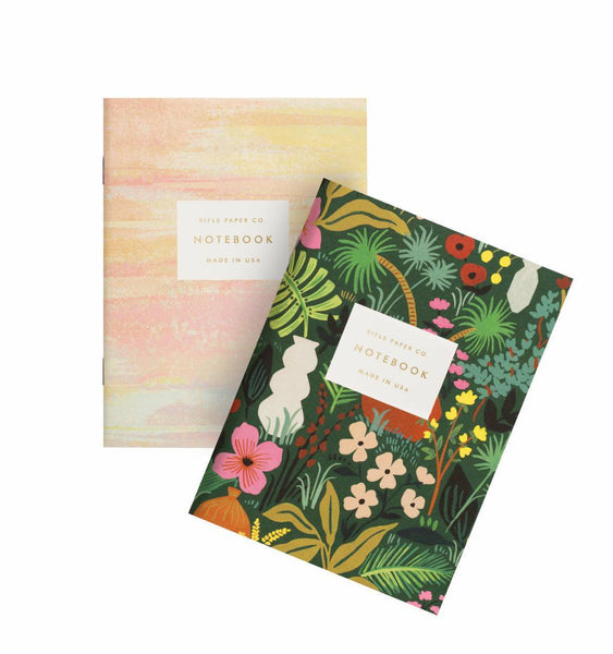 Rifle Paper Co. Pocket Notebooks Pack of 2 Plain Terracotta