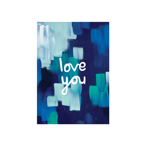Alice Berry X Iko Iko Card Love You Night Sky
