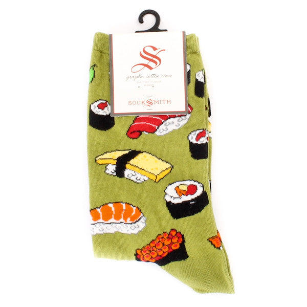 Socksmith Socks Womens Sushi