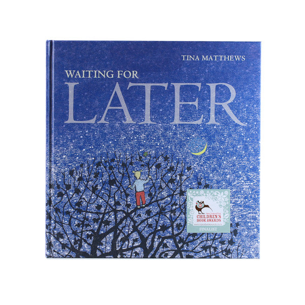 Waiting for Later Hard Cover