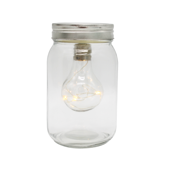 Moana Road Mason Jar Light