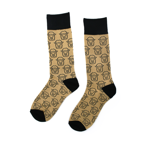Claro Design Socks Sheep