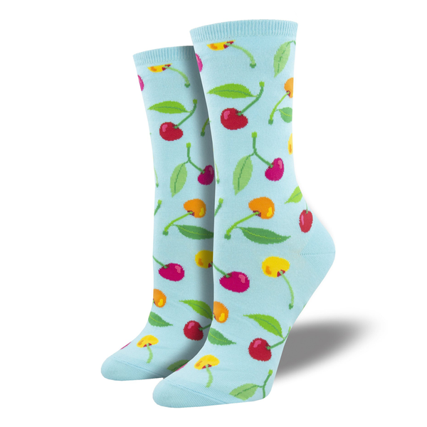 Socksmith Socks Womens Cherries