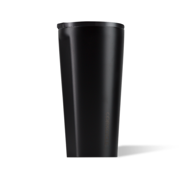 Corkcicle Tumbler 16oz Dipped Black