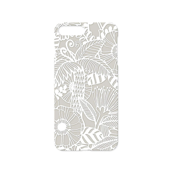 Wolfkamp and Stone iPhone 6/7/8 Plus TPU Cover NZ Flora