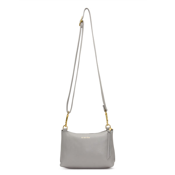 Go Ask Alice Janis Festival Bag Grey