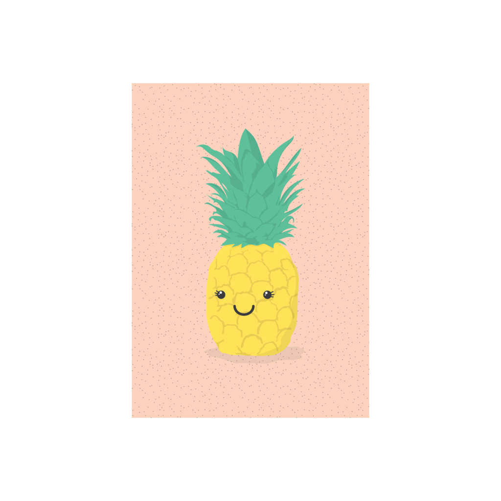 Iko Iko Cutie 2 Card Pineapple