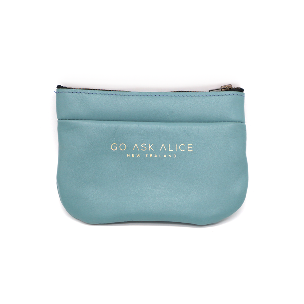 Go Ask Alice Polly Purse Seafoam