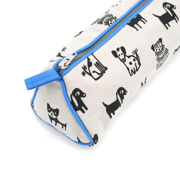 Pencil Case Dog Print