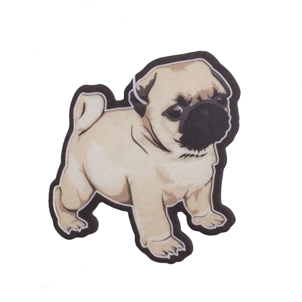 Pro and Hop Air Freshener Hop Pug Pup