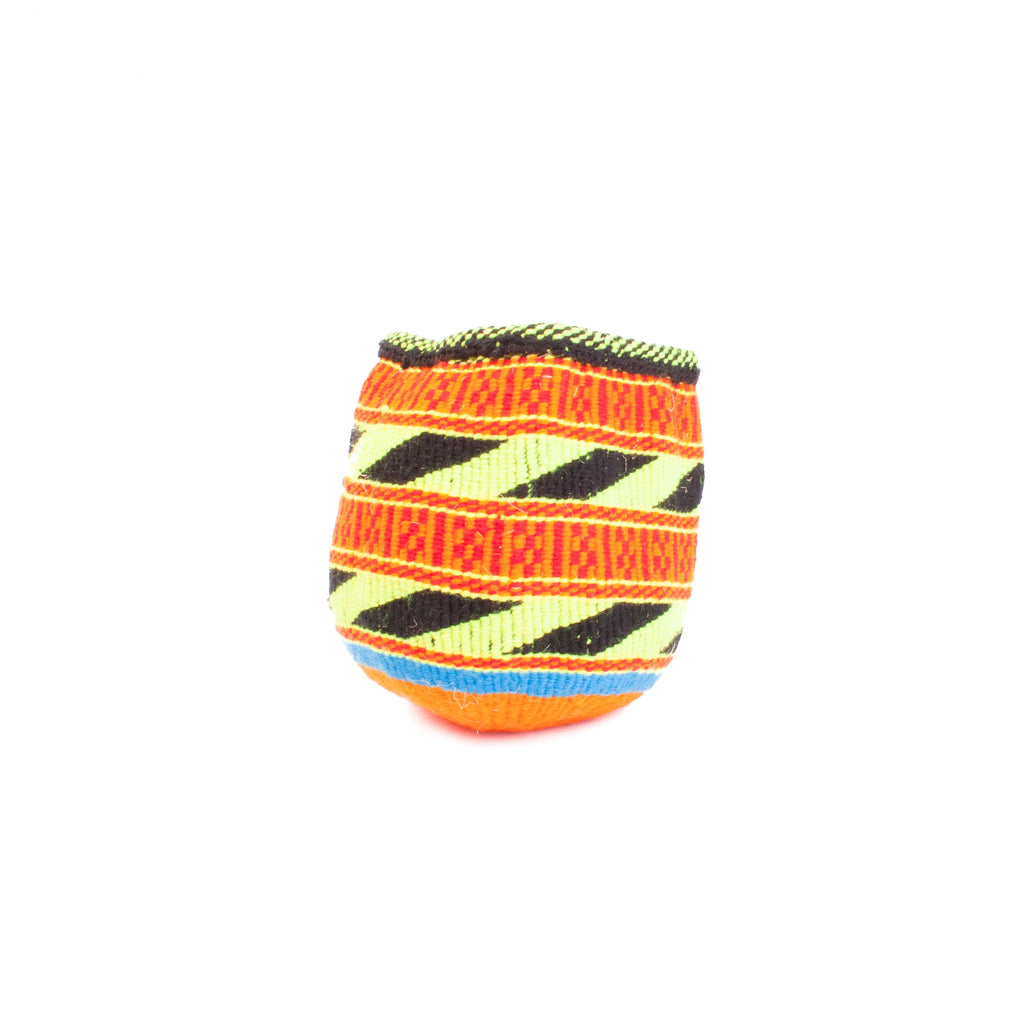 Maka Emali Hand Woven Basket Small Design A13