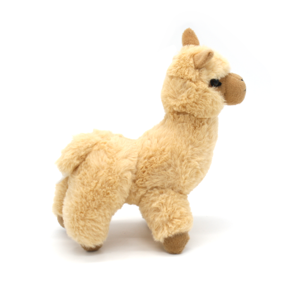Alpaca Soft Toy Cream