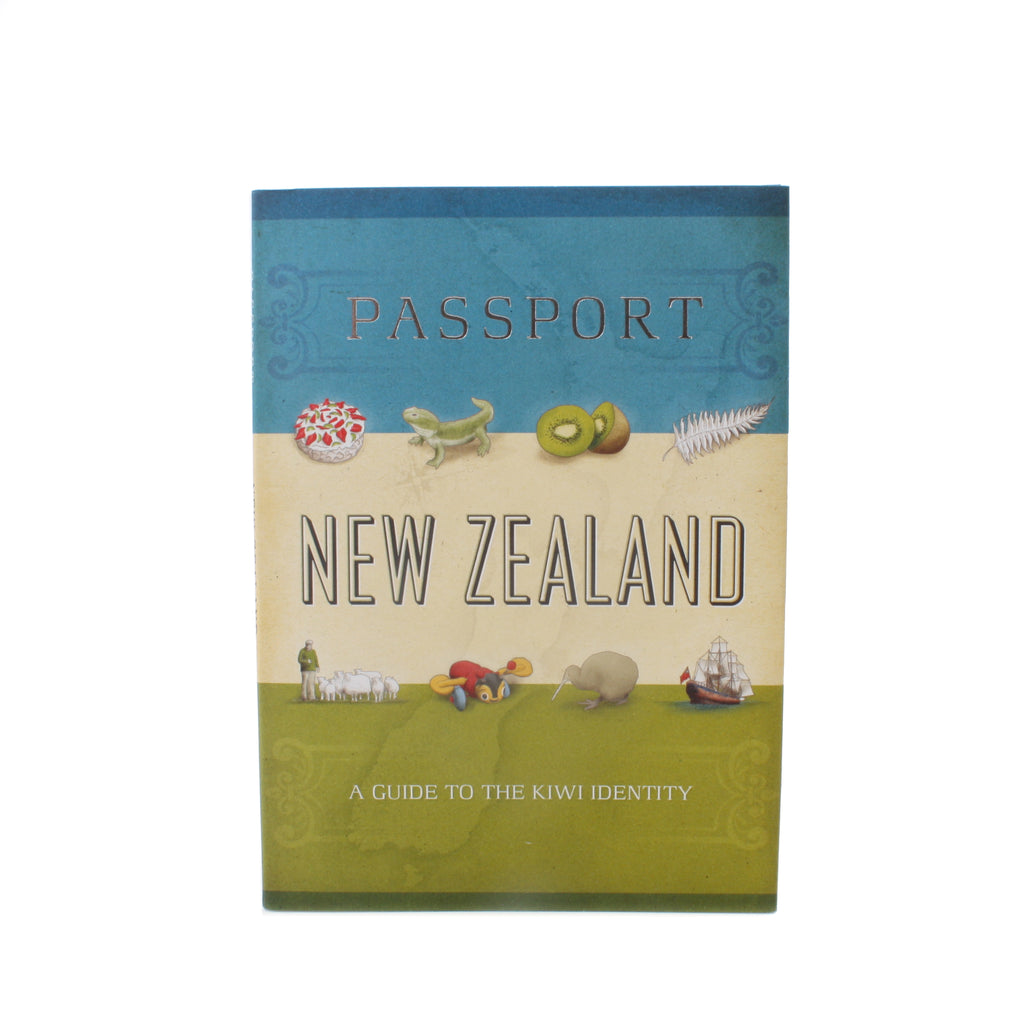 Passport New Zealand