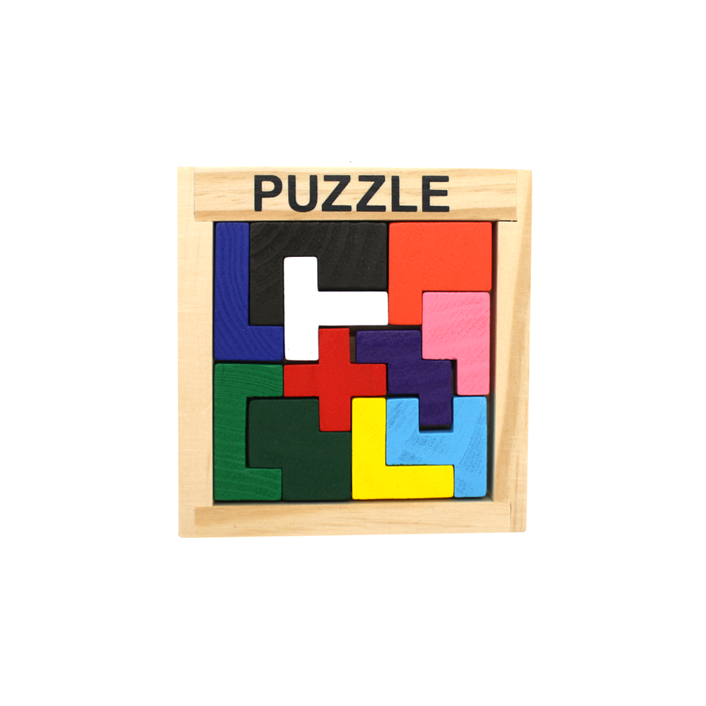 Vintage Collection Wooden Puzzle