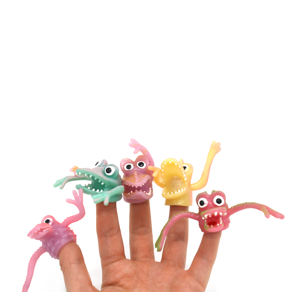 Image result for house of marbles finger monsters