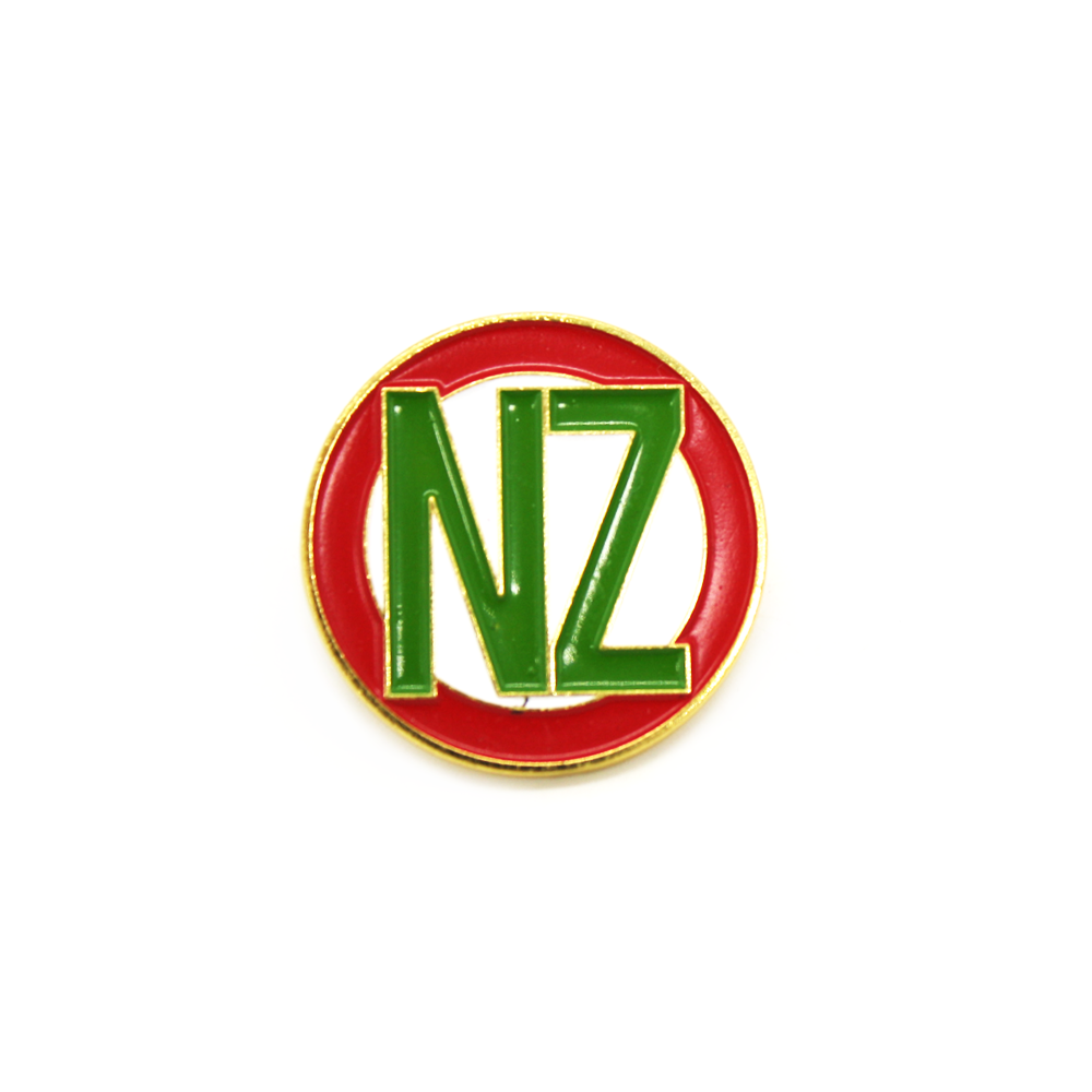 NZ Enamel Pin