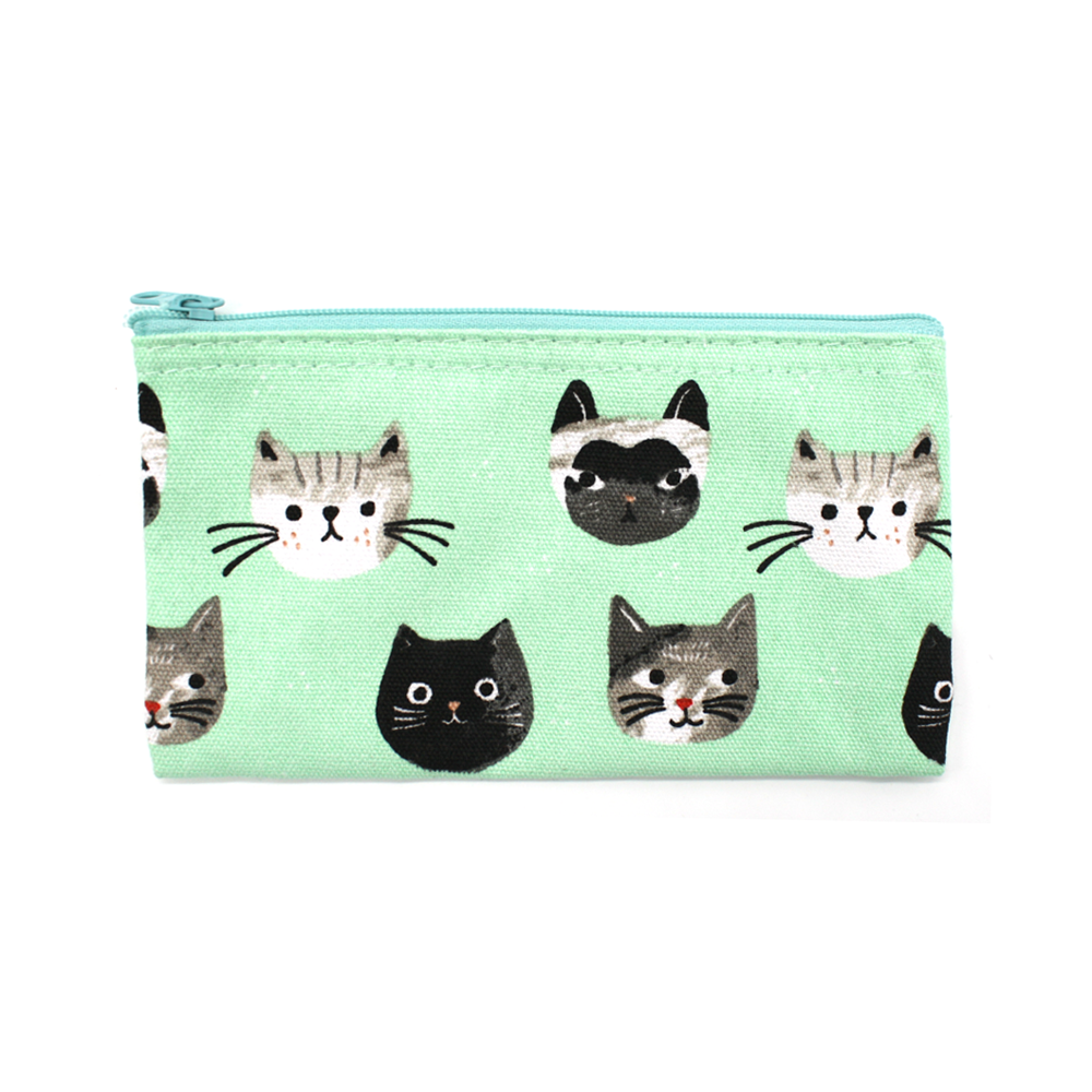 Now Design Cats Meow Snack Bags Set of 2