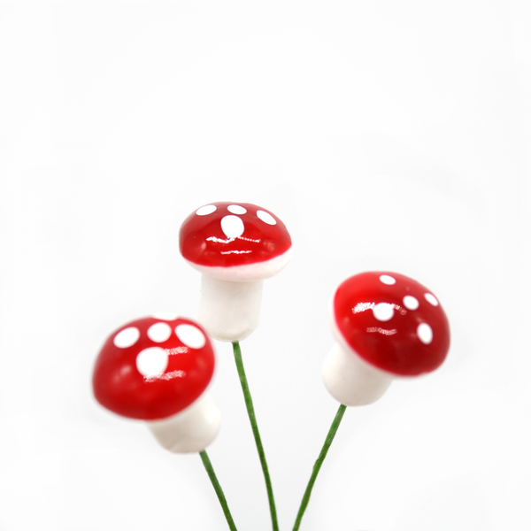 Mini Toadstools Pack of 20