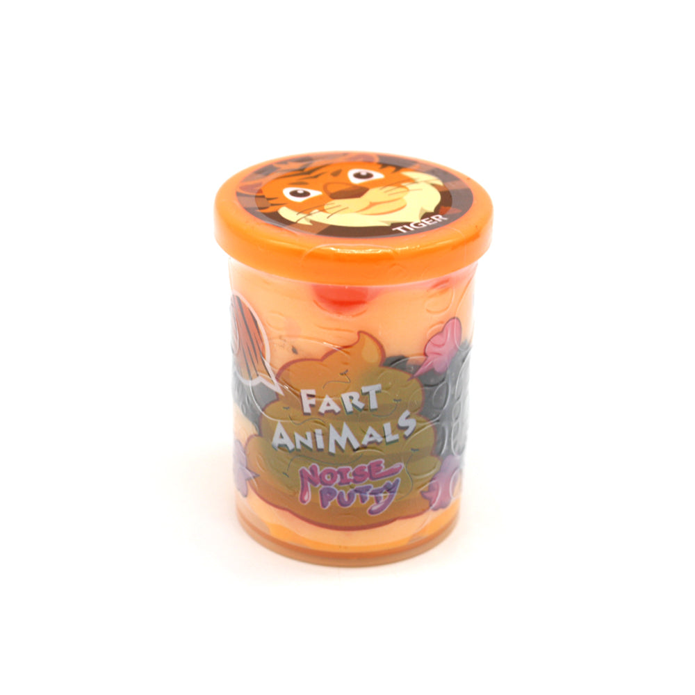 Fart Animal Noise Putty Assorted