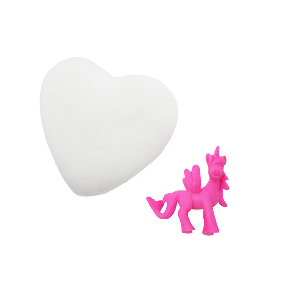 Sweet Heart Unicorn Dissolvable Fizzy