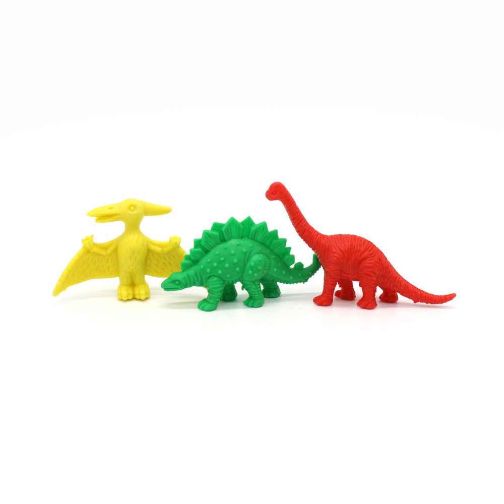 Mini Coloured Dinosaur Assorted