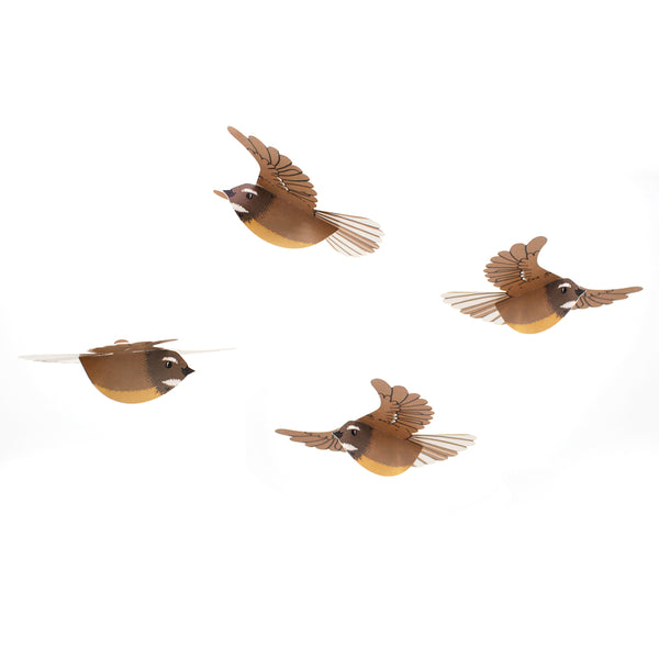 Native Bird Mobile Fantail