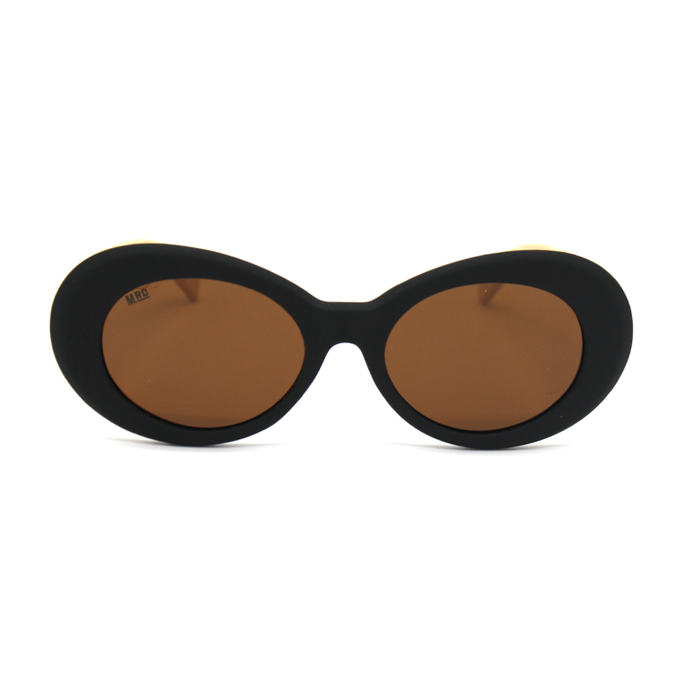 Moana Road Sunnies May West Black