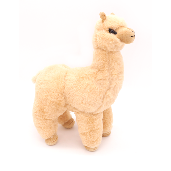 Alpaca Soft Toy Cream 30cm