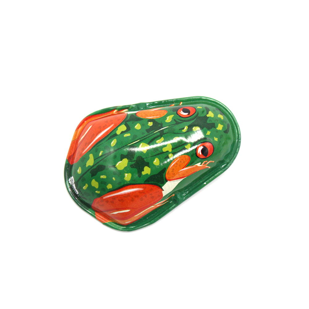 Tin Frog Clicker