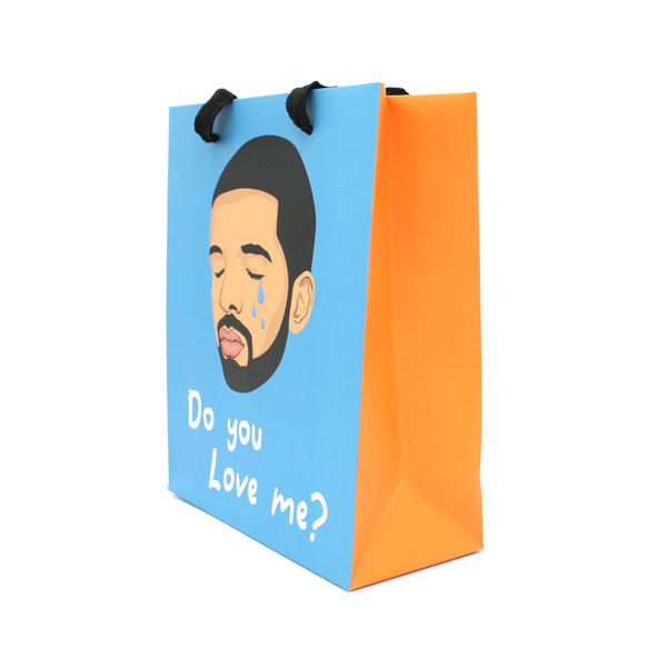 Pro & Hop Gift Bag Drake Crying