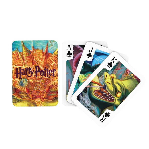 Harry Potter Playing Cards Fantastic Beasts