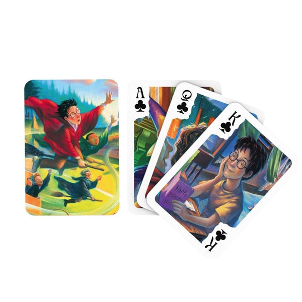Harry Potter Playing Cards Characters