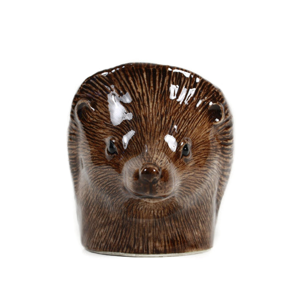 Quail Hedgehog Egg Cup