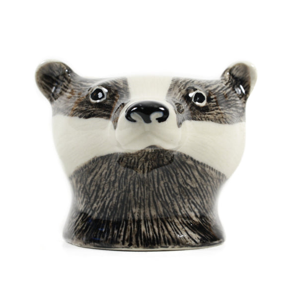 Quail Badger Egg Cup