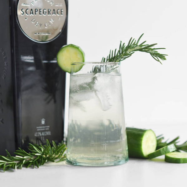 Six Barrel Soda Rosemary and Cucumber Tonic Syrup
