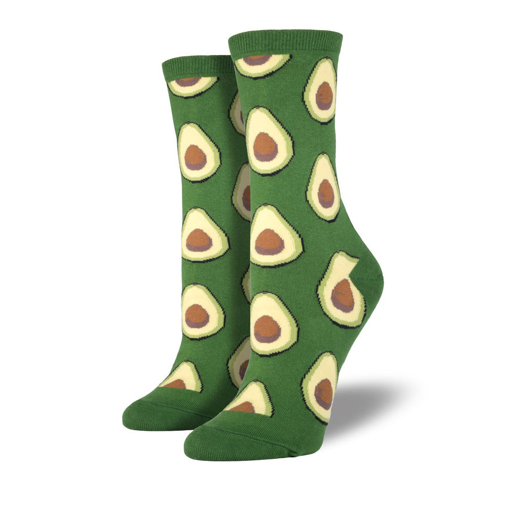 Socksmith Womens Socks Avocado