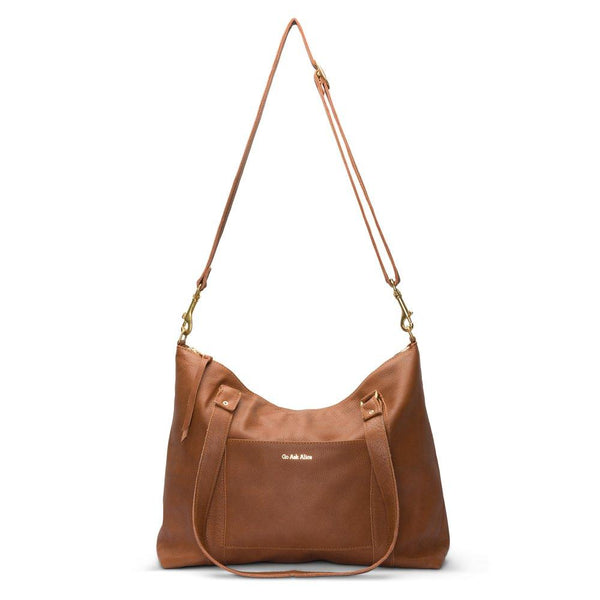 Go Ask Alice Big Betty Bag Vintage Tan
